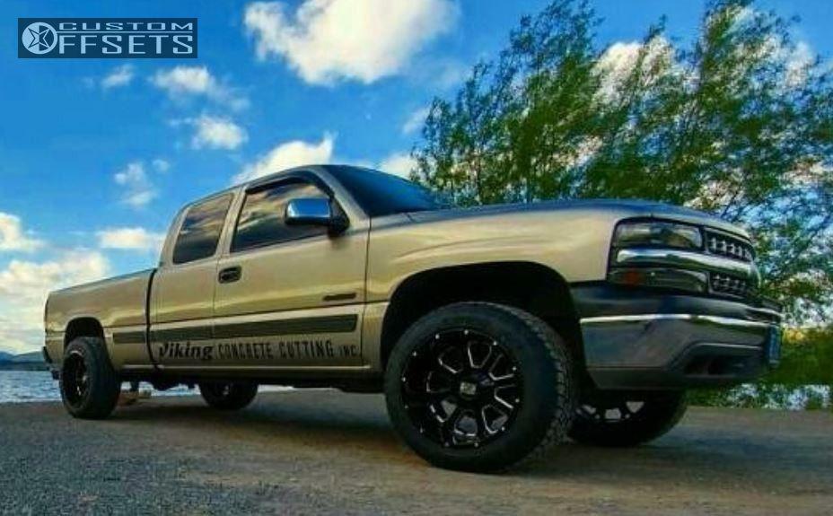 Image Result For Chevrolet Silverado Leveling Kit