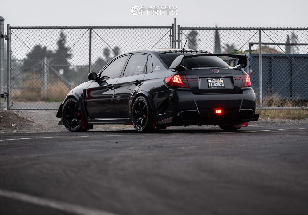 2014 Subaru Wrx Gram Lights 57dr Air Lift Performance Air