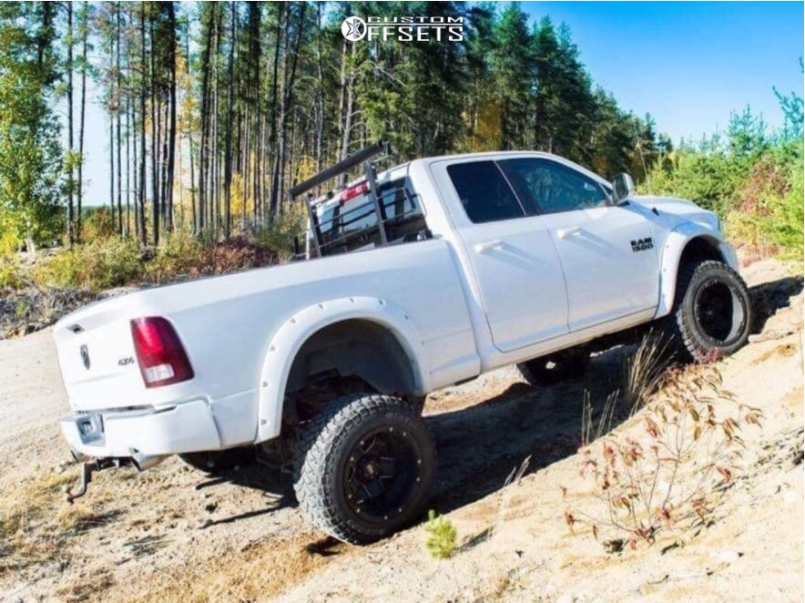 2014 Ram 1500 Tuff T10 Pro Comp Suspension Lift 6in | Custom