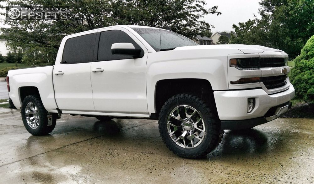 1998 Chevrolet Silverado 1500 Regular Cab also Builds additionally Watch besides Watch moreover Silverado Winch Mount. on 2014 gmc rough country