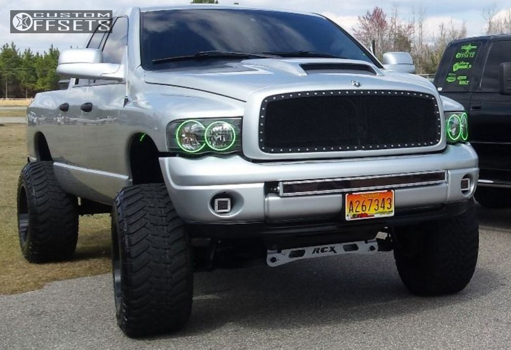 2004 Dodge Ram 1500 Lifted >> Wheel Offset 2004 Dodge Ram 1500 Hella Stance 5 Suspension Lift 6 Body 3