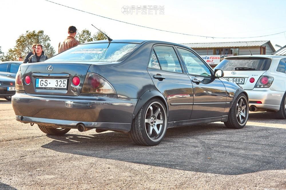 2001 Lexus Is300 Japan Racing Jr3 Vogtland Lowering Springs