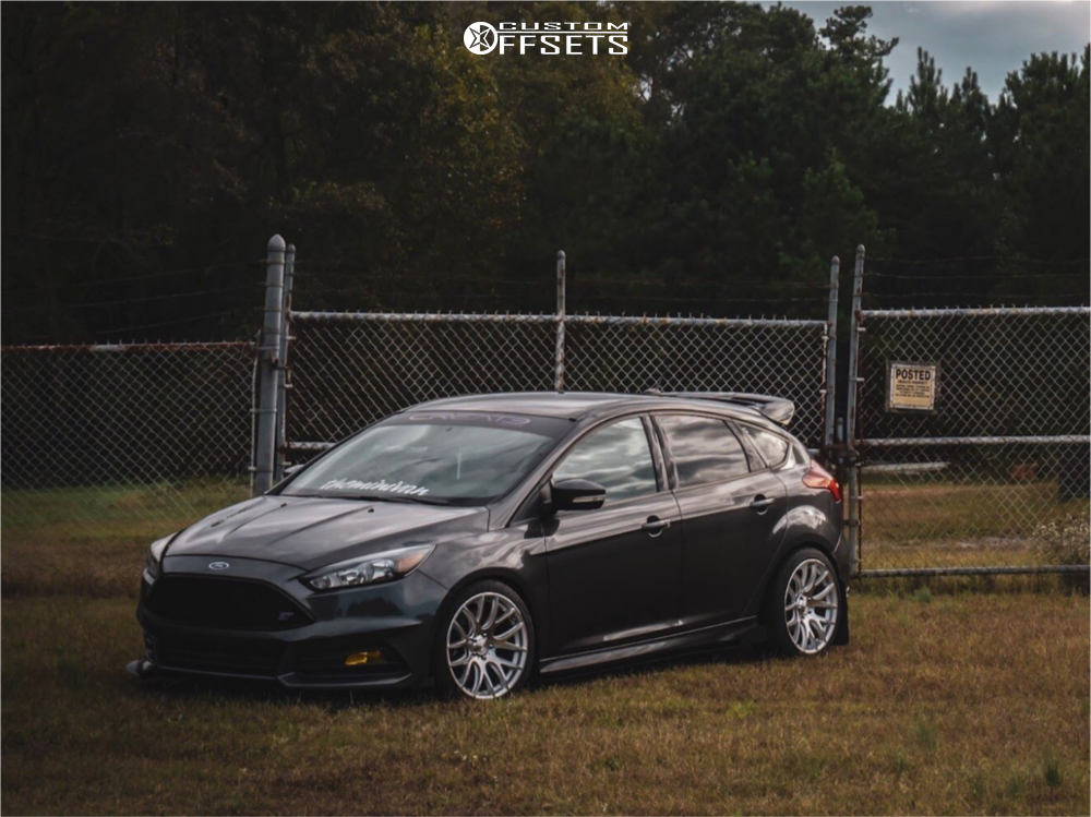 Custom Focus St >> 2015 Ford Focus 3sdm 001 Hr Lowering Springs Custom Offsets