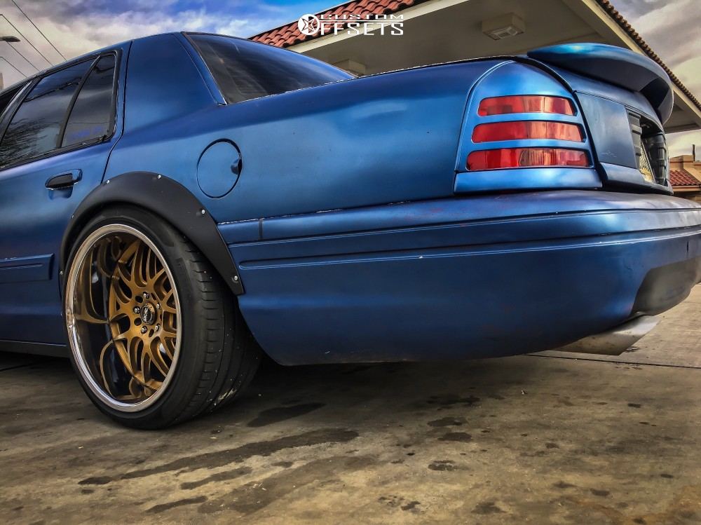 2008 ford crown victoria xxr 526 other lowering springs custom offsets 2008 ford crown victoria xxr 526 other