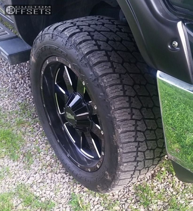 Wheel offset 2012 ram 1500 slightly aggressive suspension for Suspension metal