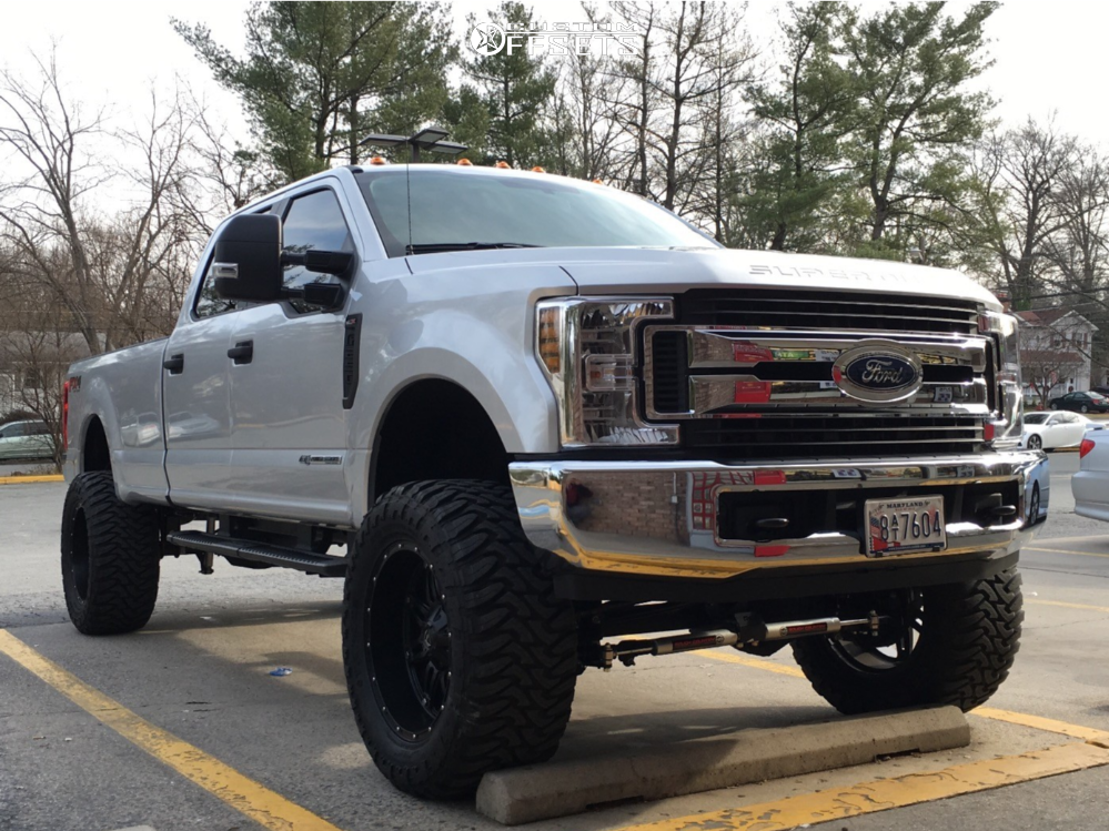 Lifted Ford F250 >> 2019 Ford F 250 Super Duty Fuel Hostage Rough Country