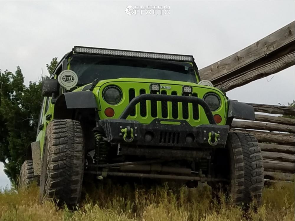 2012 Jeep Wrangler Jk Aev Savegre Wheel Rough Country