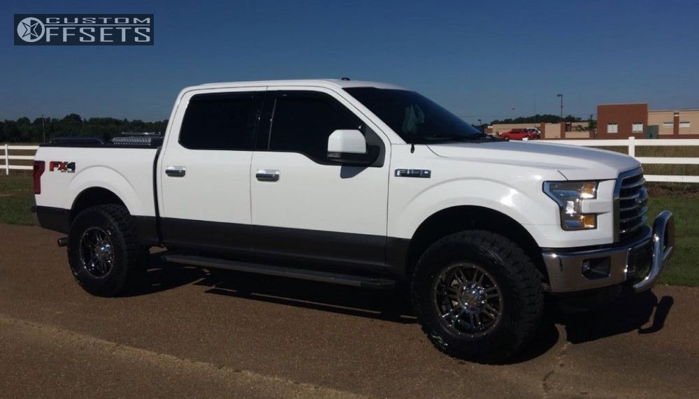 wheel offset 2015 ford f 150 aggressive 1 outside fender leveling