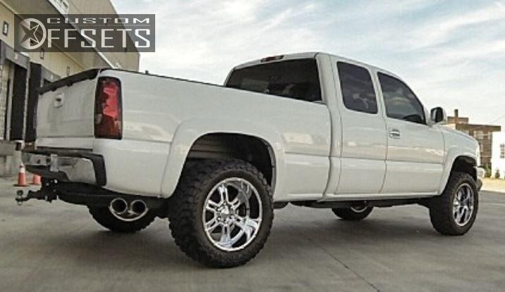 ChevroletGMC 1500 6 to 8 Inch Lift Kit 20142017