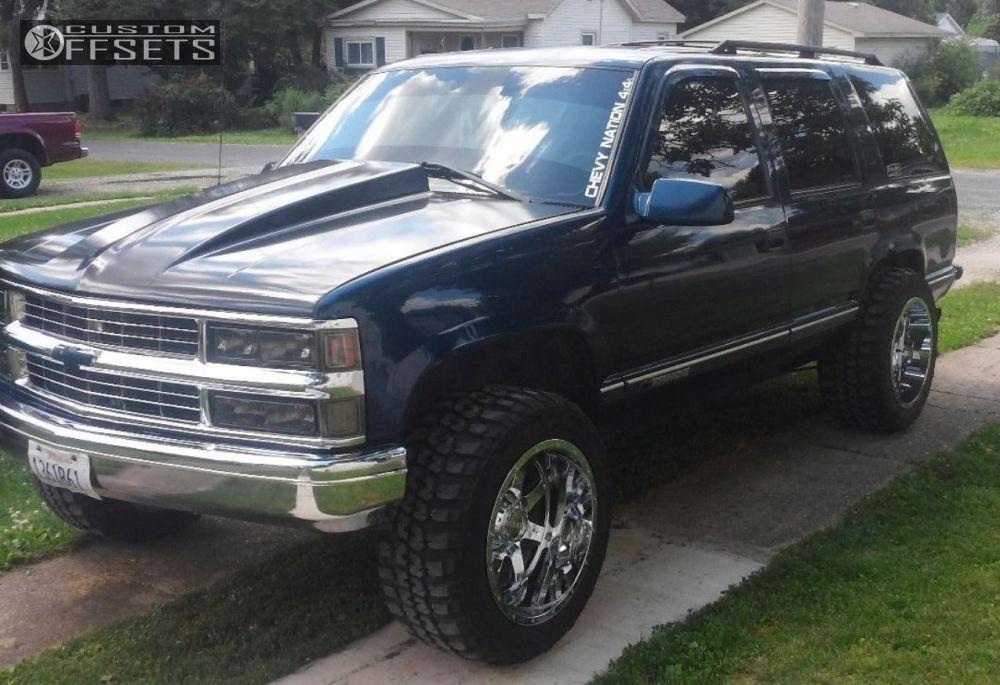 1998 Chevrolet Tahoe Gear Alloy Big Block Oem Stock