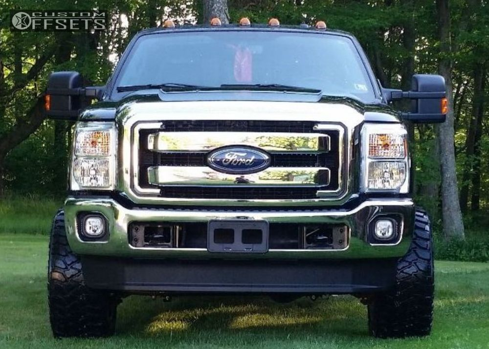 2016 ford f 250 super duty american force decoy ss8 ready lift leveling kit. Black Bedroom Furniture Sets. Home Design Ideas