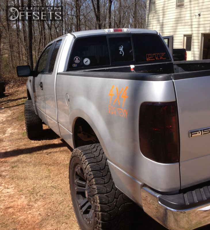 2005 Ford F 150 Xd Monster Suspension Lift 6in