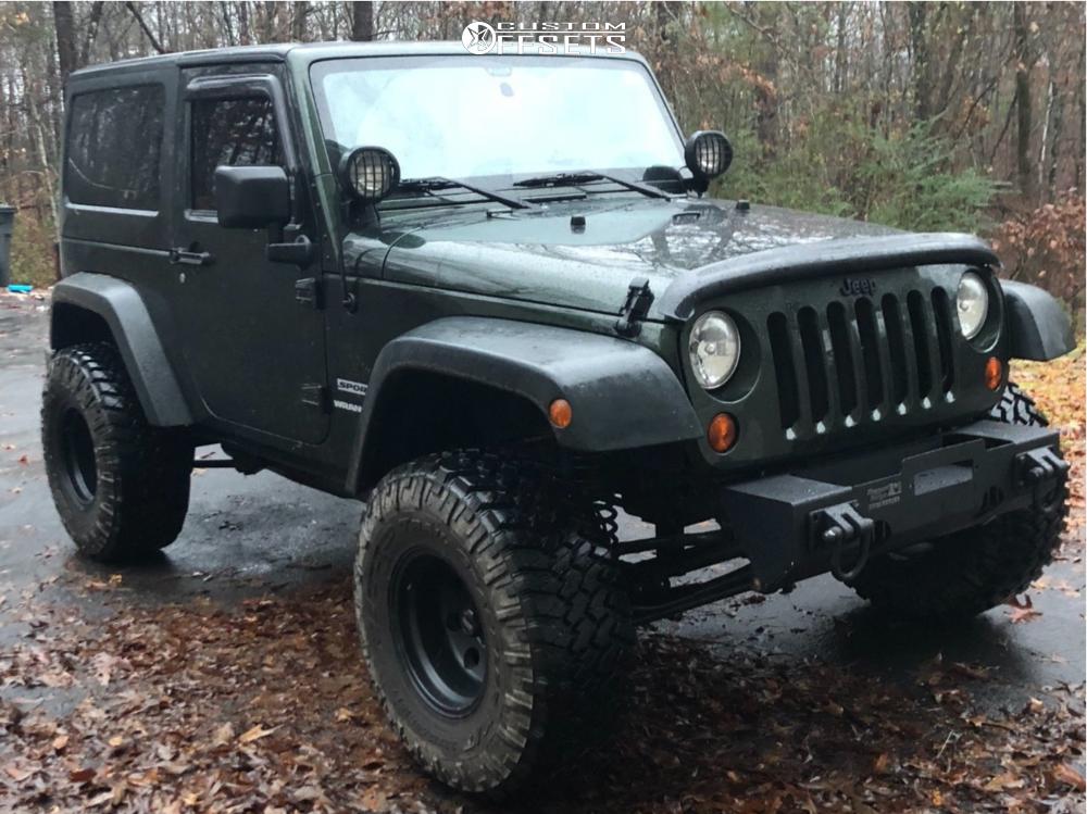 Nitto Trail Grappler Jeep Wrangler