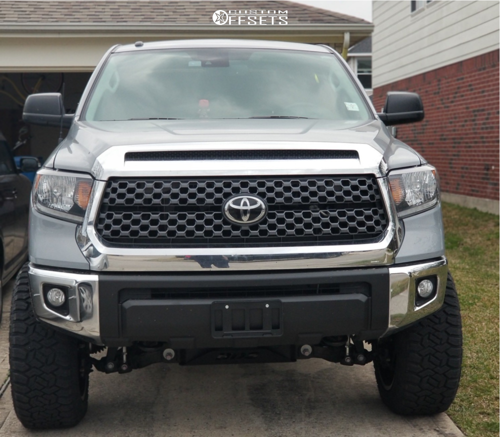 2019 Toyota Tundra Dx4 Skull Bds Suspension Suspension