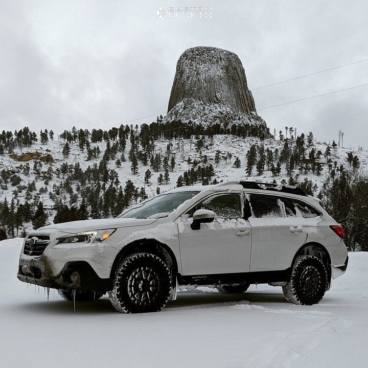 Custom Subaru Outback >> 2019 Subaru Outback Rota Recce Rallitek Lifted Custom Offsets