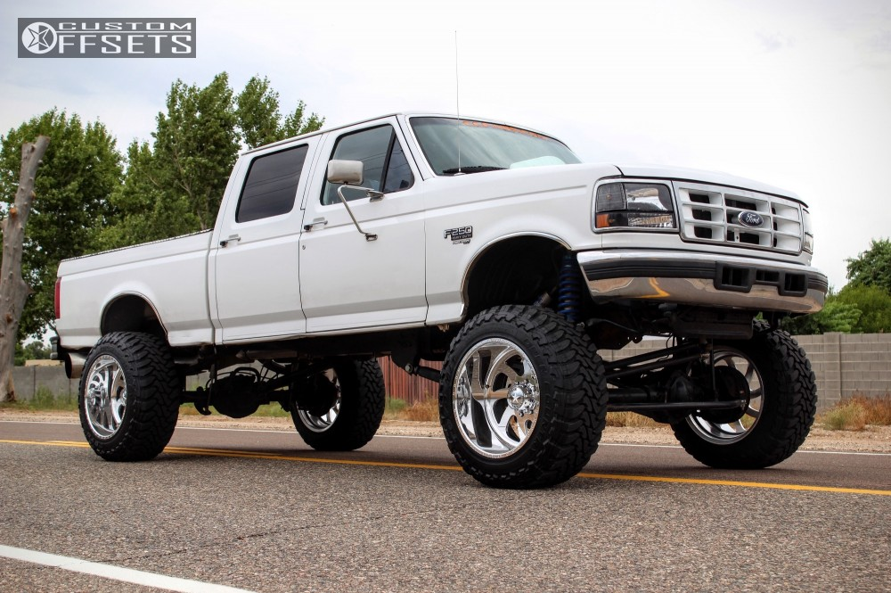 1997 Ford F 250 American Force Blade Ss8 Custom Suspension ...