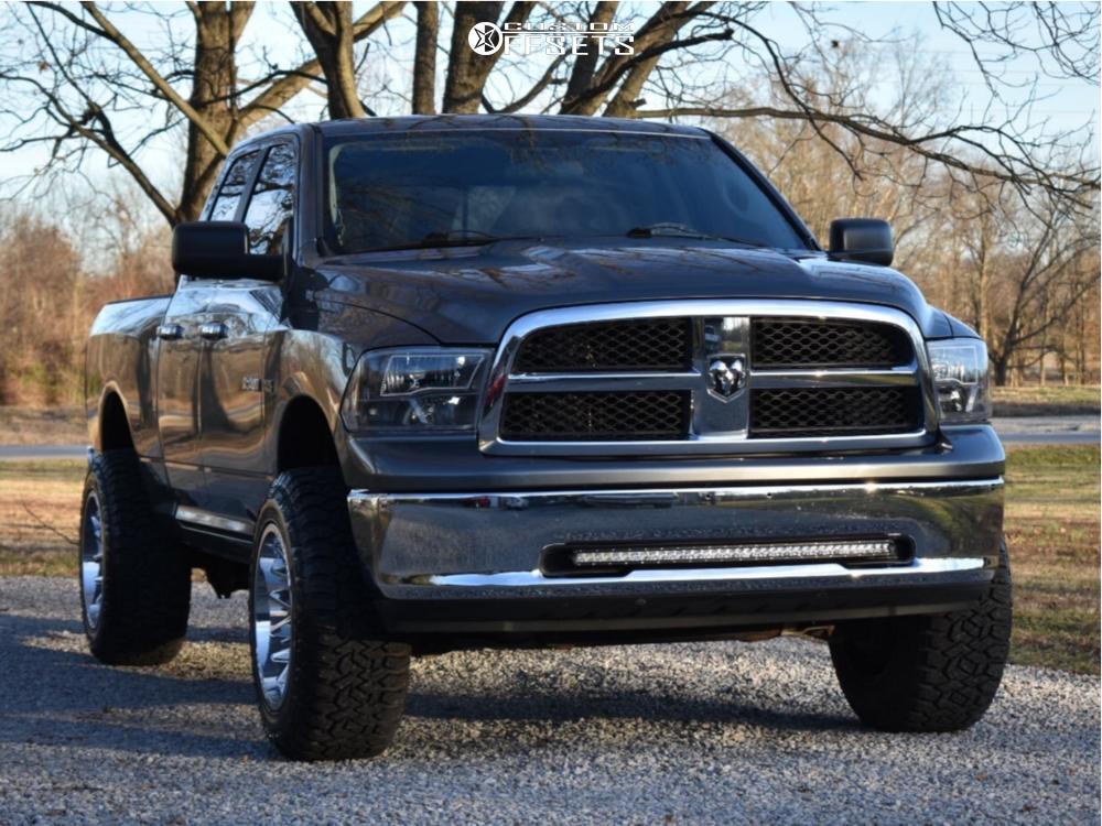 Ram 1500 Accessories >> 2010 Dodge Ram 1500 Dropstars 654v Performance Accessories