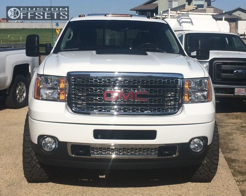 2014 Gmc Sierra 2500 Hd Bmf Repr Rough Country Leveling Kit