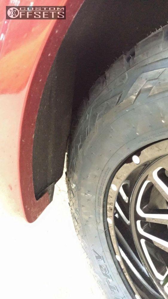 9 2015 F 150 Ford Stock Hostile Sprocket Black Milled