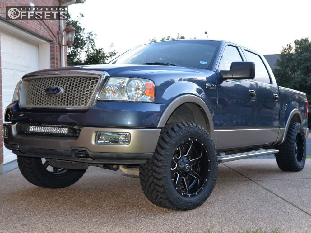 ford f 150 specs of wheel sizes tires pcd offset and. Black Bedroom Furniture Sets. Home Design Ideas