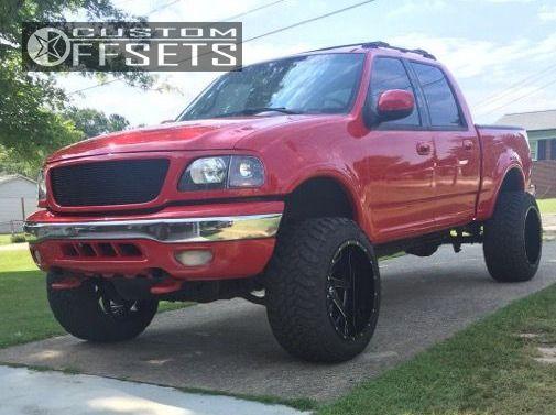 01 ford f150 lift kit