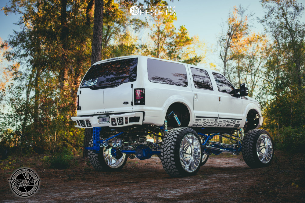 Lifted Powerstroke Excursion