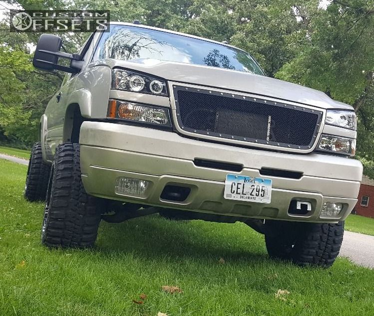 5 2005 Silverado 2500 Hd Chevrolet Suspension Lift 4 Scorpion Sc10 Machined Black Super Aggressive 3 5