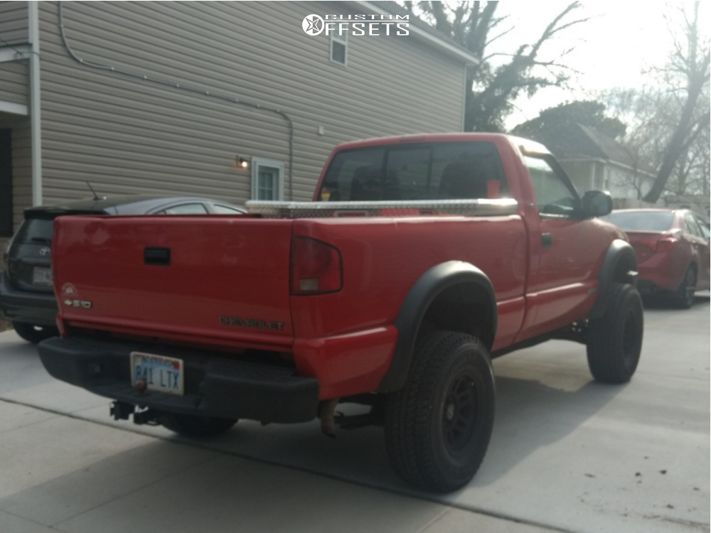 1999 Chevrolet S10 Vision Manx 2 Overland Rough Country