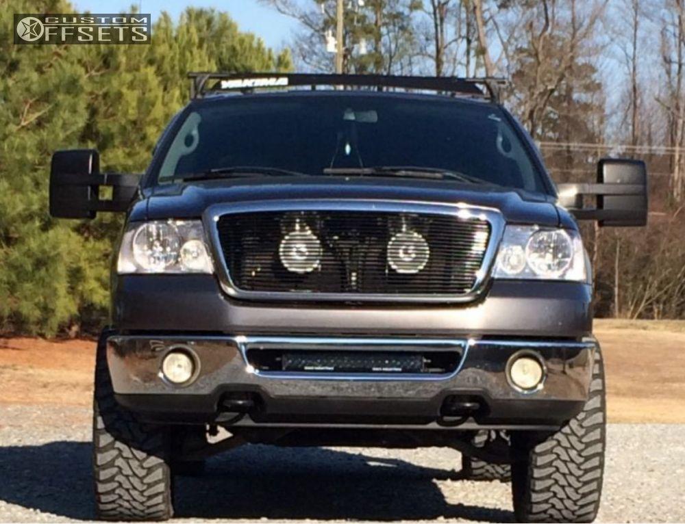 2007 ford f 150 fuel throttle oem leveling kit. Black Bedroom Furniture Sets. Home Design Ideas