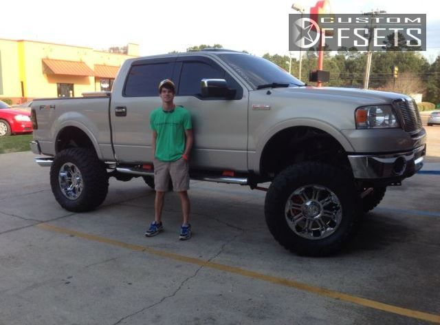 3 2006 F 150 Ford Suspension And Or Body Lift 9 Gear Alloy Full Throttle Chrome Slightly Aggressive