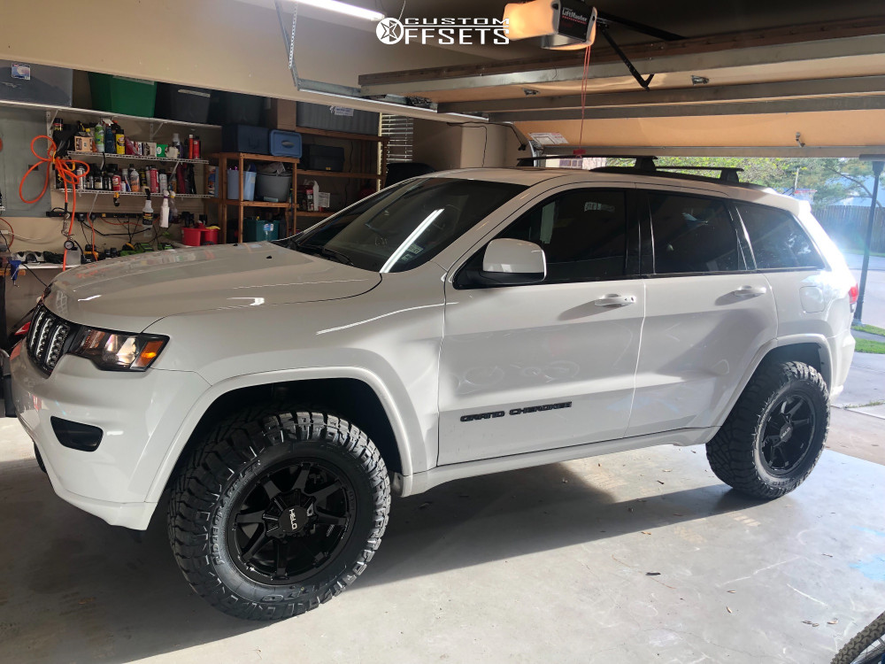 Jeep Grand Cherokee Upgrades