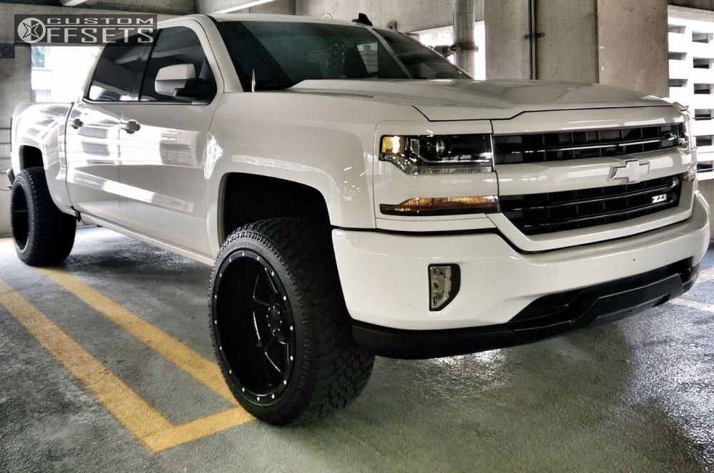 Leveled Truck Before And After | Autos Post
