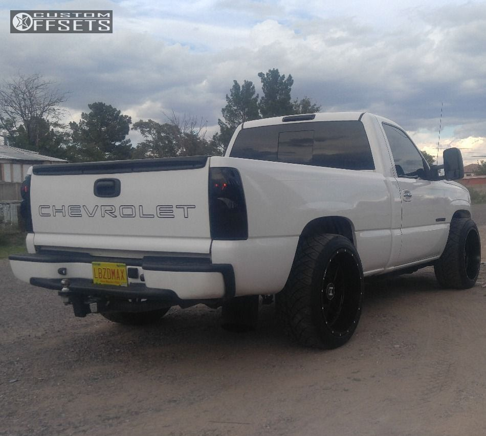 2007 Chevrolet Silverado 2500 Hd Classic Hostile Sprocket