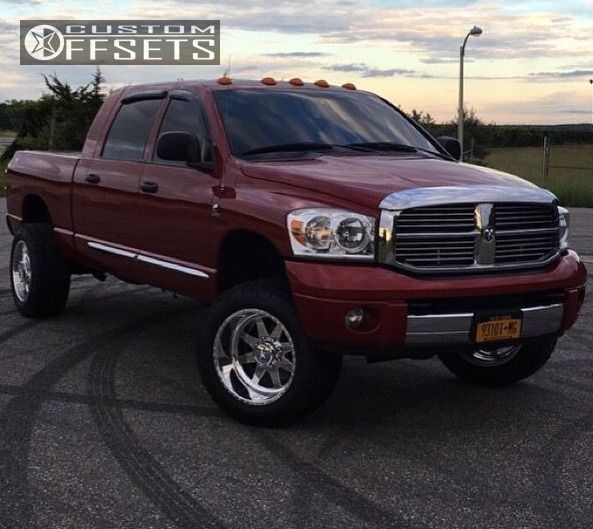 70 1 2013 2500 Ram Suspension Lift: 2008 Dodge Ram 2500 American Force Independence Ss8 Rough