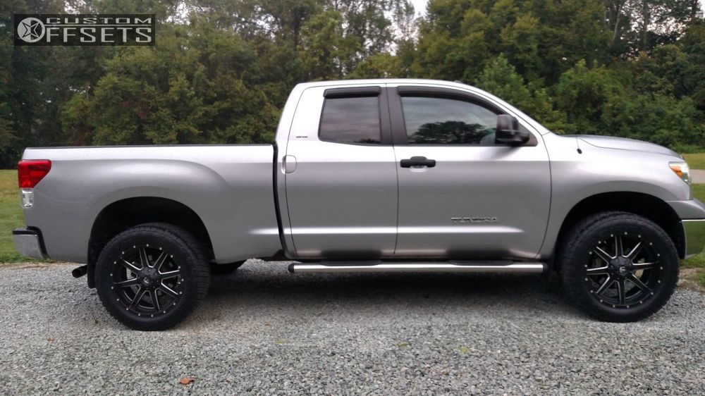 Toyota Tundra With Leveling Kit Autos Post