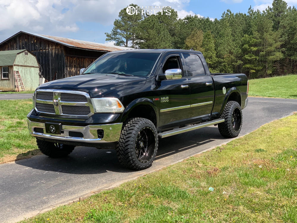 ram lift 1500 bds suspension dodge kit 4wd pickup 4in purposes exact representation shown only