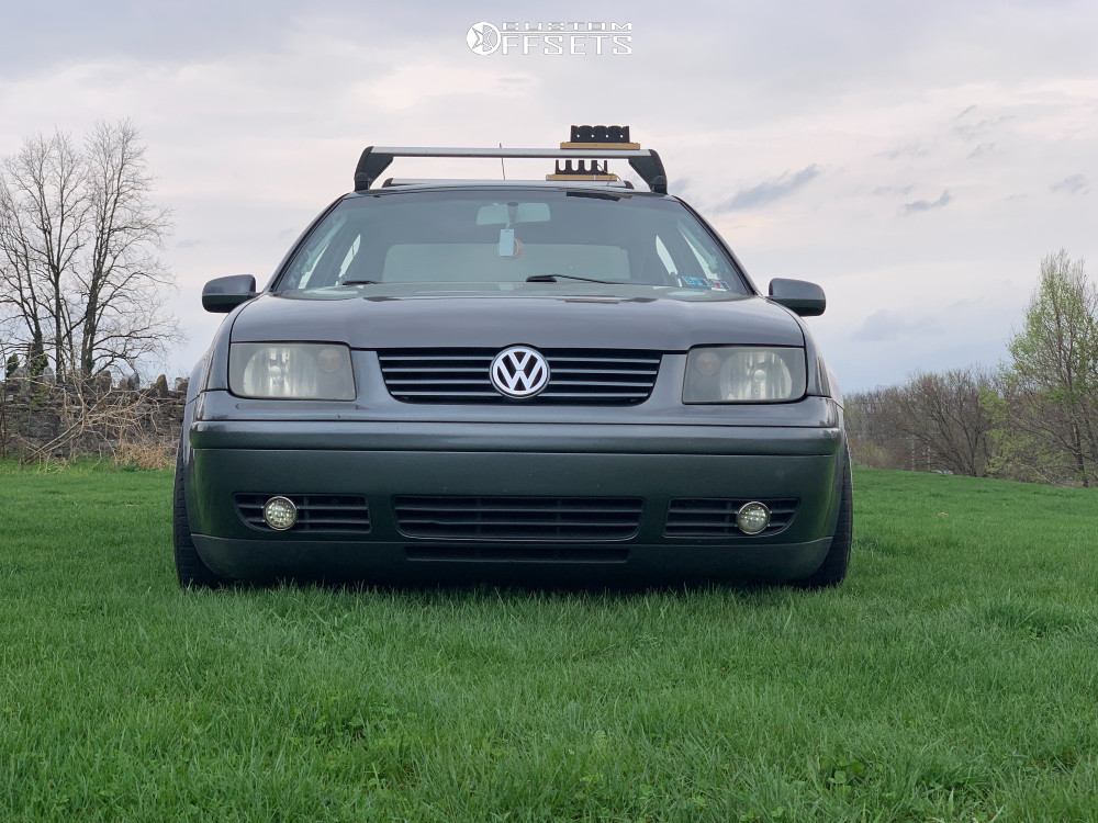2003 Volkswagen Jetta Str 514 Ecs Tuning Coilovers   Custom