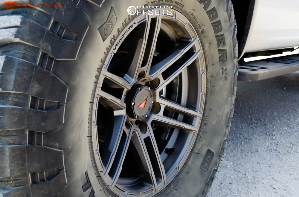 2018 Ford Raptor Venomrex Vr602 Fox Suspension Suspension