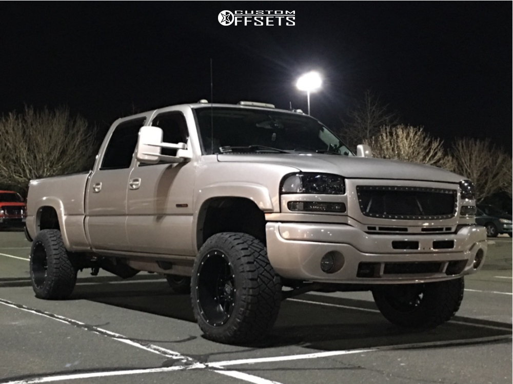 2004 Gmc Sierra 2500 Hd Xd Xd820 Billstein Leveling Kit ...