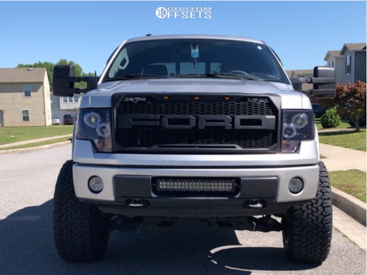 2012 Ford F 150 Vision Spyder Rough Country Suspension Lift