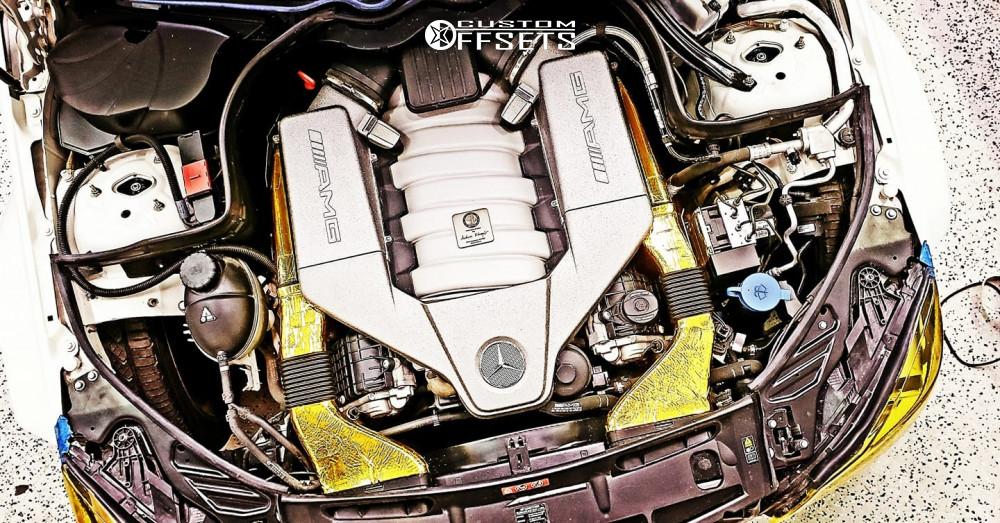 2012 Mercedes Benz C63 Amg Rotiform Pnt Air Lift Performance