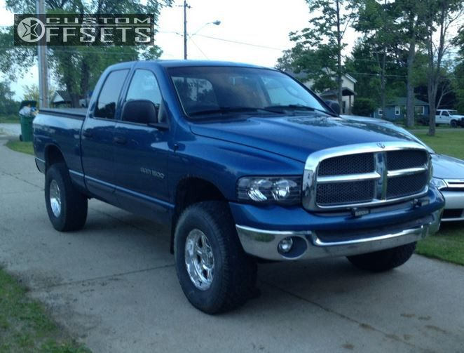 5 2002 Ram 1500 Dodge Suspension Lift 3 Procomp Extreme Polished Aggressive 1 Outside Fender