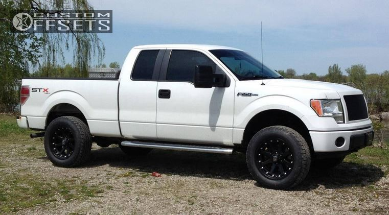 2011 Ford F 150 Kmc Addict Autospring Leveling Kit