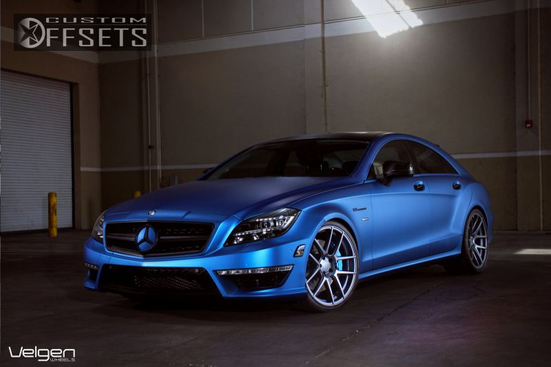 wheel offset 2012 mercedes benz cls550 flush leveling kit. Black Bedroom Furniture Sets. Home Design Ideas