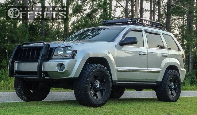 2005 jeep grand cherokee xd rockstar rough country leveling kit