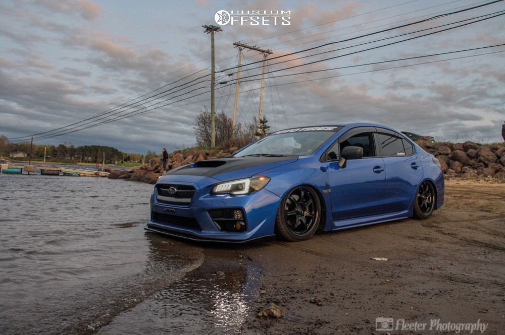 2015 Subaru Wrx Mb Revolt Air Lift Performance Air