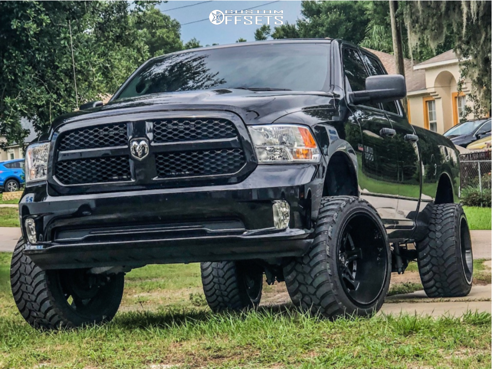 Lifted Dodge Ram >> Rough Country 30830 6 Dodge Ram 1500 Suspension Lift Kit