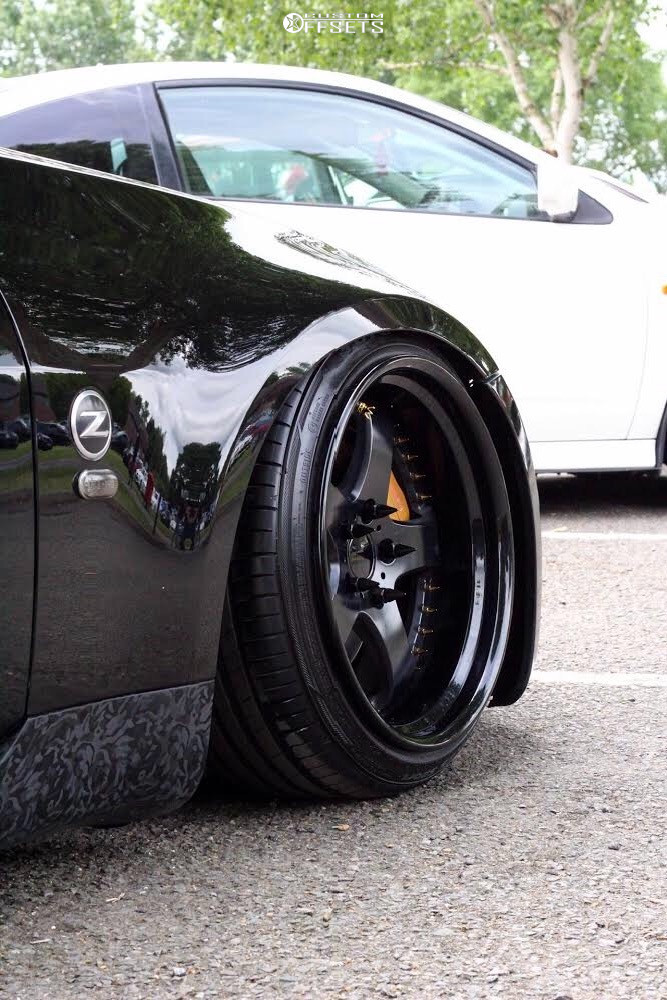2004 Nissan 350z Ssr Agle Premium Bc Racing Coilovers