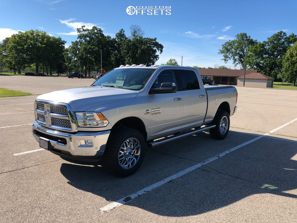1 2018 2500 Ram Stock Stock Ultra Hunter Chrome