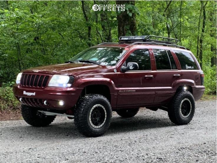 Jeep Grand Cherokee Off Road >> 1999 Jeep Grand Cherokee Vision Manx Rustys Off Road